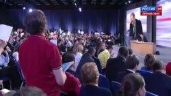 """Путин об убийстве Немцова: """"Участники этого преступления должны быть заключены и наказаны, кто бы это ни был"""""""