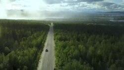 Неизвестная Россия: мертвый Верхний Нюд