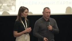 Фильм Ольги Абрамчик о слабовидящих футболистах показали в Минске