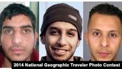 Фото организаторов парижских терактов