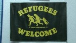 Сирийские беженцы не хотят жить в России