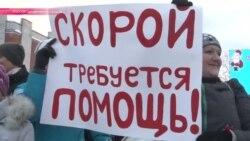 """Уральская """"Скорая"""" - под ножом оптимизации"""