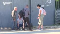Как бездомные из Кыргызстана живут в Москве