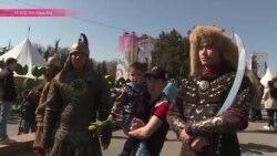 Казахстан отмечает Навруз