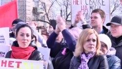 Как Котлас вышел на митинг против свалки