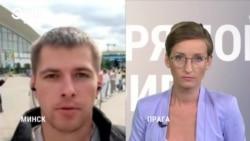 "В Минске продолжаются ""цепочки солидарности"" против насилия силовиков"
