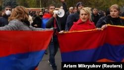 8 декабря истекает срок ультиматума оппозиционных сил Армении премьер-министру Николу Пашиняну