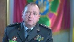 Интервью с главой погранслужбы Украины Сергеем Дейнеко