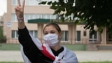 Belarus - Protests after presidential elections in Belarus. Hrodna, 31Aug2020