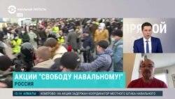 Политолог Николай Петров – о протестах в поддержку Навального