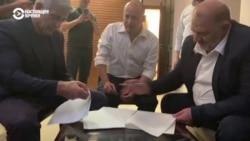 В Израиле оппоненты Нетаньяху договорились о коалиции