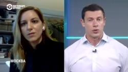 """Екатерина Котрикадзе о работе """"Дождя"""" в статусе """"иноагента"""""""