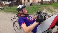 Человек на карте: изобретатель самого маленького велосипеда
