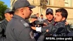 Задержания в Баку 8 октября