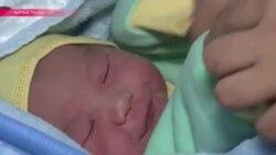 В Кыргызстане родился шестимиллионный житель