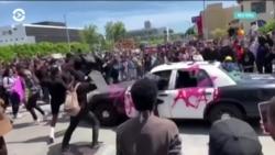 Америка: протесты против полицейского насилия и беспорядки