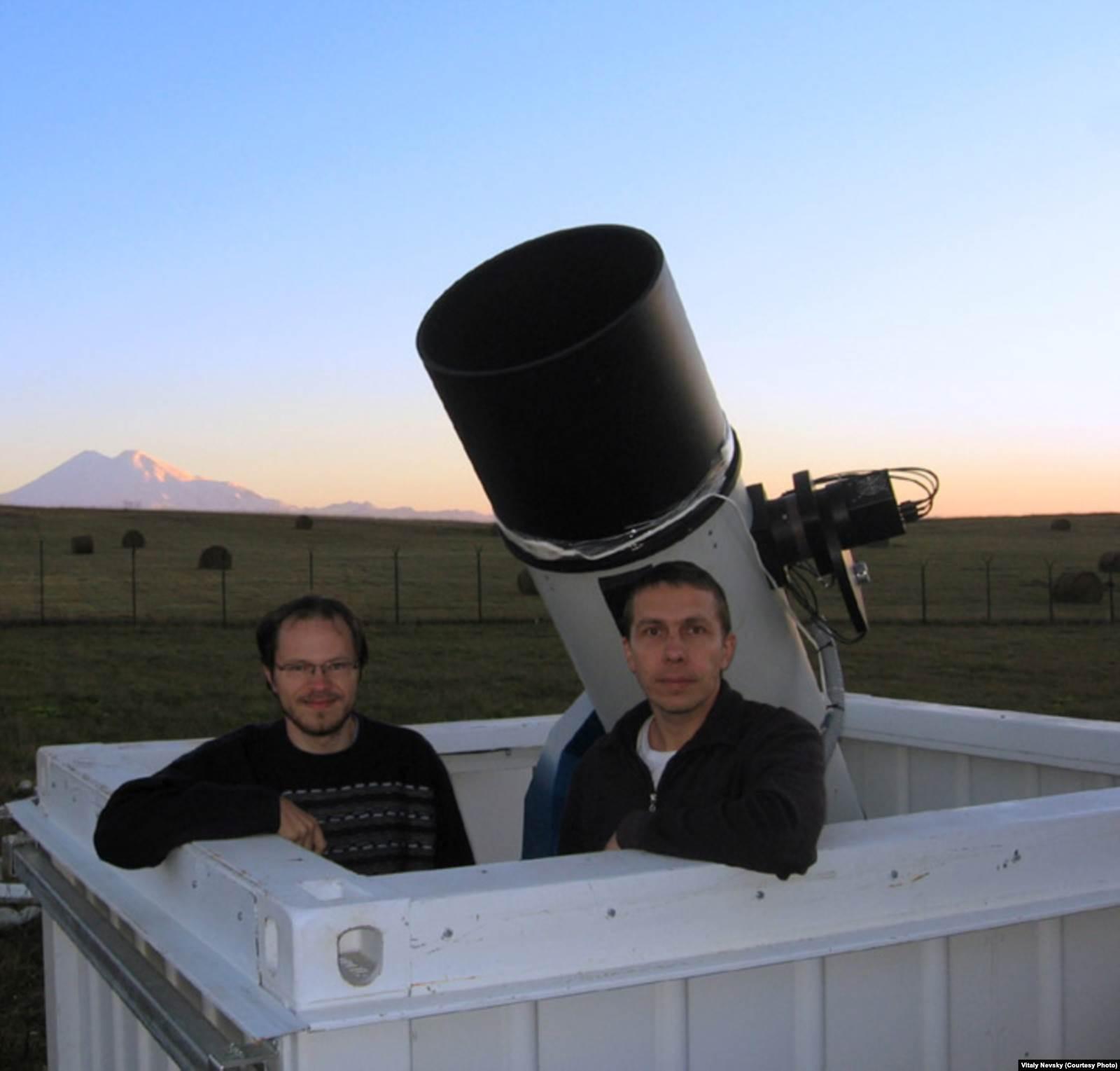 Астроном любитель