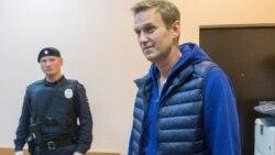 Первый выговор Навальному в колонии. Вечер с Ириной Ромалийской