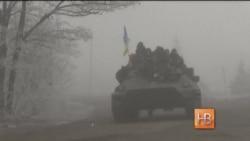Попасная и окрестности Дебальцево после перемирия