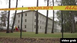 Latvia's Mucenieki detention center for migrants