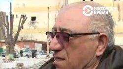 """Мужчина, у которого сын и внук погибли в """"Зимней вишне"""" рассказывает, что опознавать их пришлось по вещам"""