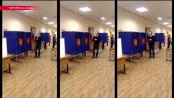 """""""У меня есть желание вызвать остановку"""". Петербургская художница о перформансе в день выборов"""