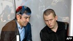 Евгений Еврофеев и Александр Александров