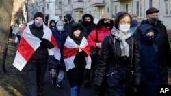 На акциях 6 декабря задержаны более 300 человек