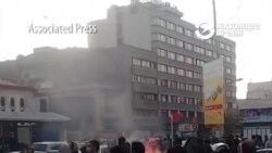 Протесты в Иране 28-31 декабря 2017 года: люди недовольны клерикальным правительством