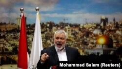 Исмаил Хания призывает палестинцев к новому восстанию
