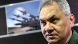 RUSSIA -- Russian Defense Minister Sergei Shoigu attends the international military-technical forum ARMY-2019 near Moscow, June 27, 2019