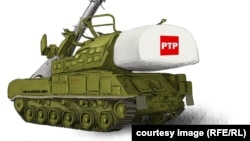 Russia -- Moscow Competition of the Ukrainian cartoons