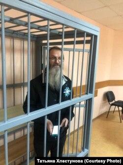 Андрей Винарский в суде