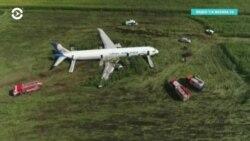 Рассказ пилотов об аварийной посадке. Вечер с Ириной Ромалийской