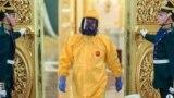 Как Путин реагировал на развитие пандемии