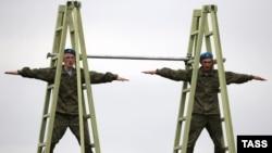 Первые Армейские игры - 2015