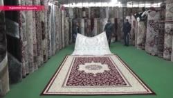 Таджикистан остался без ковров