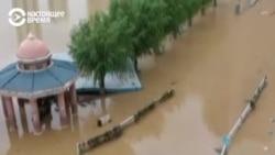 Наводнения в Китае: затоплены города, есть погибшие