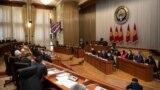 Парламент Кыргызстана в первом чтении принял законопроект о референдуме по новой Конституции