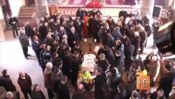 В Гюмри состоялись похороны Сережи Аветисяна