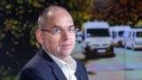 Ukraine -- Maksym Stepanov, Minister of Health of Ukraine, 27Aug2020
