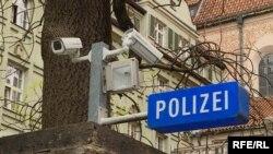 Камеры наблюдения в Мюнхене (архивное фото)