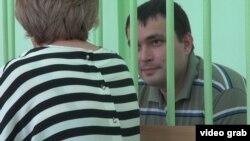 Шамиль Казаков с адвокатом