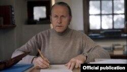 Тур Хейердал в своем доме в Италии, фото Thor Heyerdahl's Research Foundation