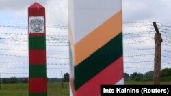 Литовско-российская граница