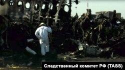 Трагедия рейса Москва-Мурманск в фотографиях