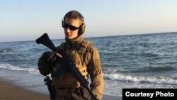 """Арсений Лесной, один из задержанных. Фото: личная страница в """"Одноклассниках"""""""