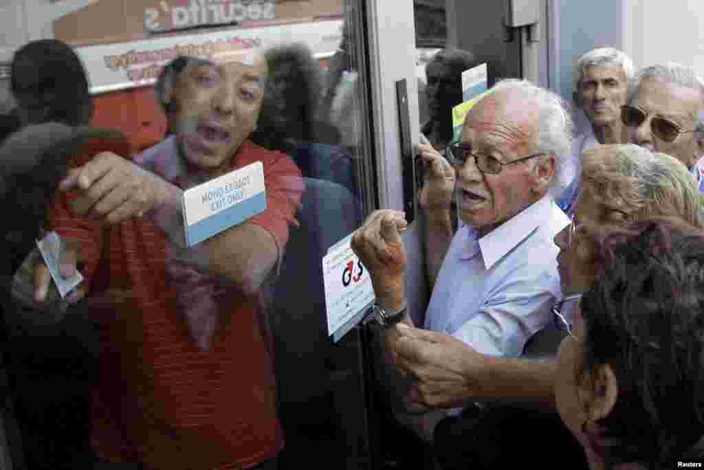 Власти Греции проведут референдум о согласовании реформ 5 июля