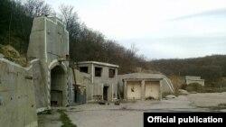 """Бункер """"Объект 100"""" в Севастополе, Крым до прихода военных"""