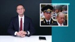 Навальный ответил Золотову и выбрал оружие для дуэли